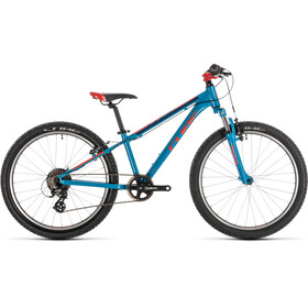 Cube Acid 240 Childrens Bike blue
